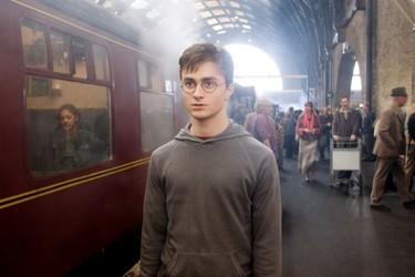Harry Potter se despide de todos en el 2011