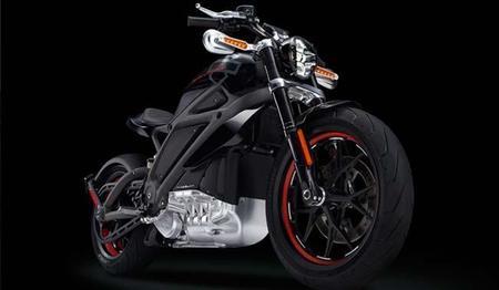 Harley-Davidson anuncia su primera motocicleta eléctrica