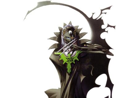 Raven será un personaje jugable en Guilty Gear Xrd -REVELATOR-
