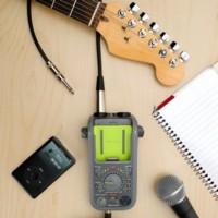 Belkin GoStudio, grabación con el iPod