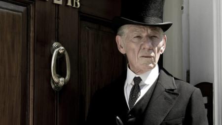 Ian Mckellen es Sherlock Holmes