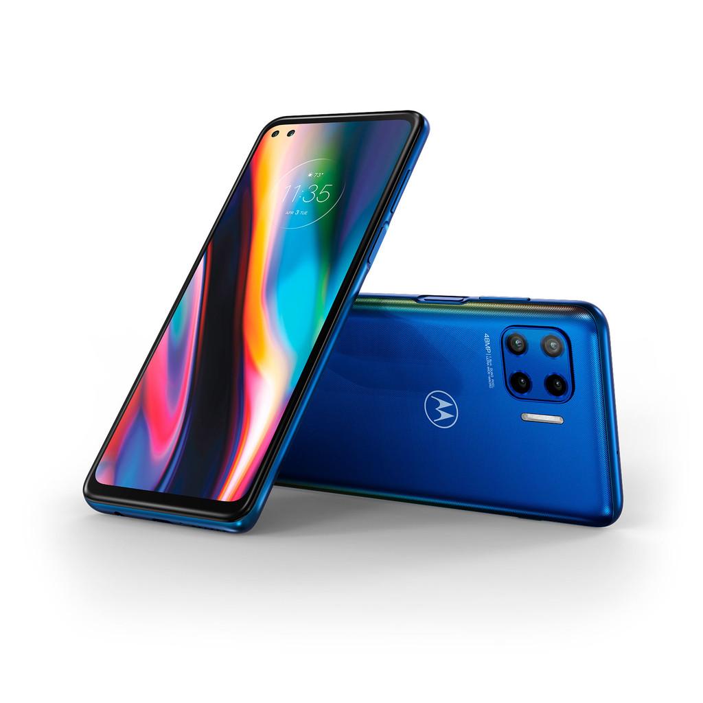 Moto G 5G Plus: 5G y la promesa de una autonomía de hasta 2 días en este nuevo móvil de gama media