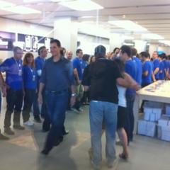 Foto 37 de 93 de la galería inauguracion-apple-store-la-maquinista en Applesfera