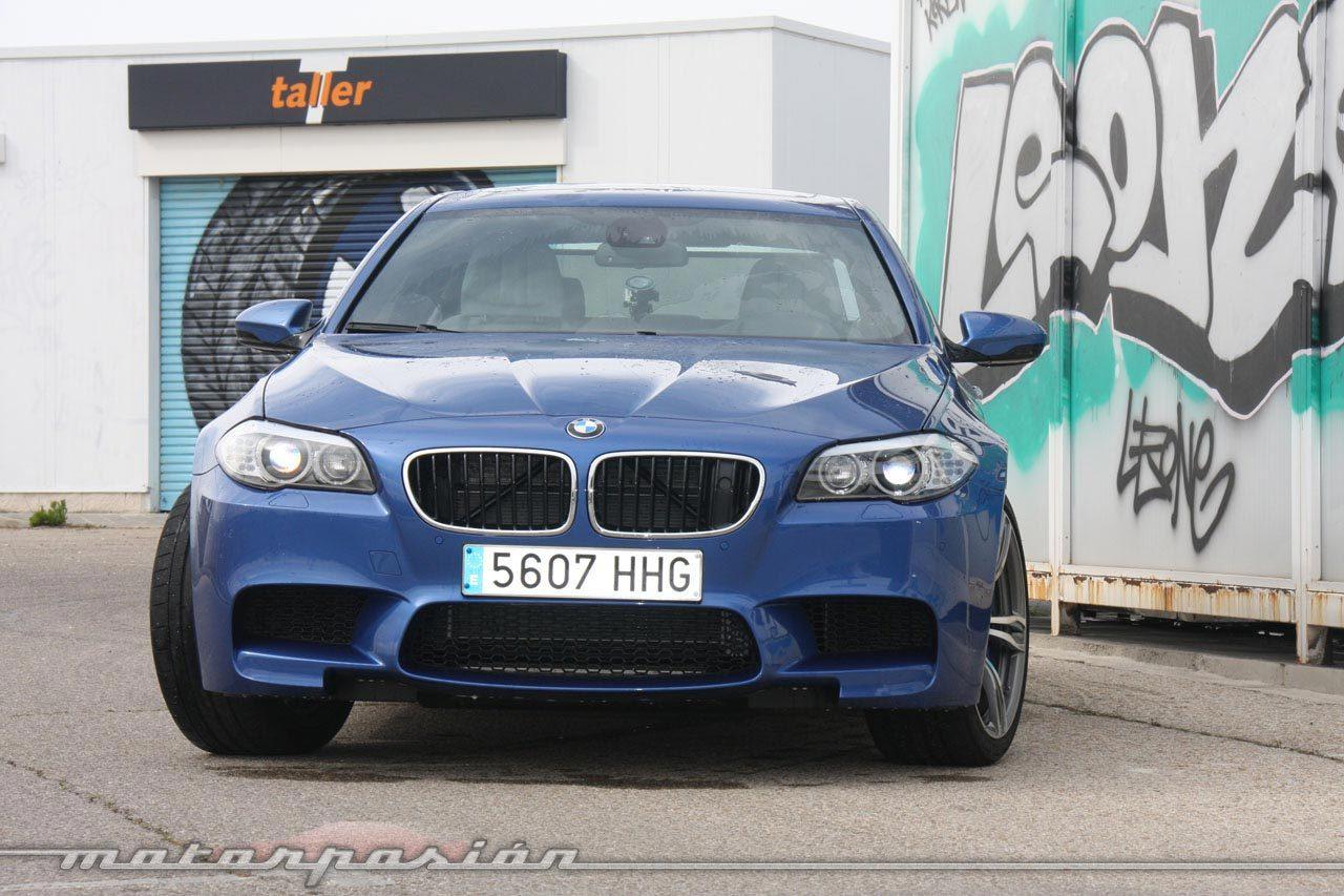 Foto de BMW M5 (Prueba) (12/136)