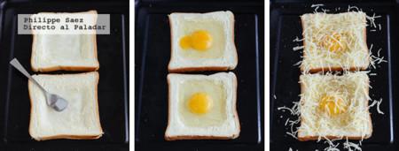 Huevo Queso Prep