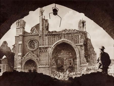 Catedral Echa Ruinas