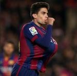 #MuyTOP: La nena de Marc Bartra y Melissa Jiménez ya tiene gol