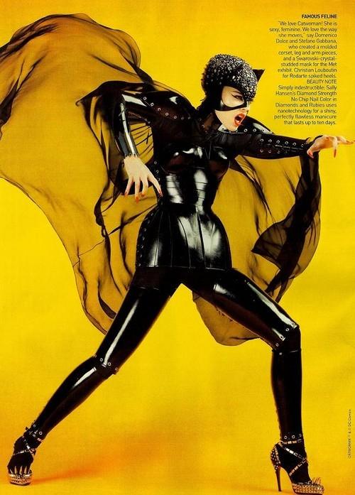 Foto de Superheroinas en Vogue mayo 2008 (3/7)