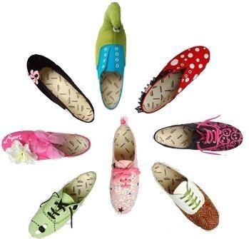 Las nuevas zapatillas Victoria