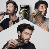 Ofertas en afeitadoras Braun que aún llegan a tiempo para el Día del Padre para usuarios Prime de Amazon
