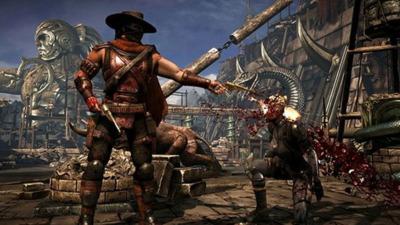 Filtran imágenes que delatan a Erron Black como nuevo personaje de Mortal Kombat X