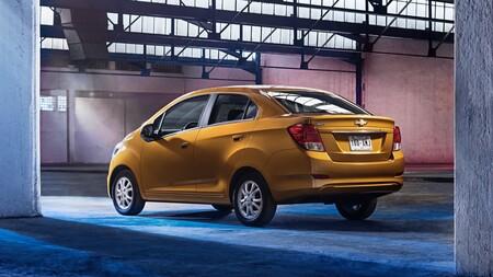 Chevrolet Beat 2021 Mexico Precio 4b