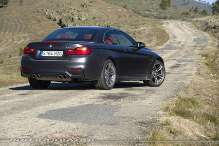 BMW M4 Cabrio Motorpasion
