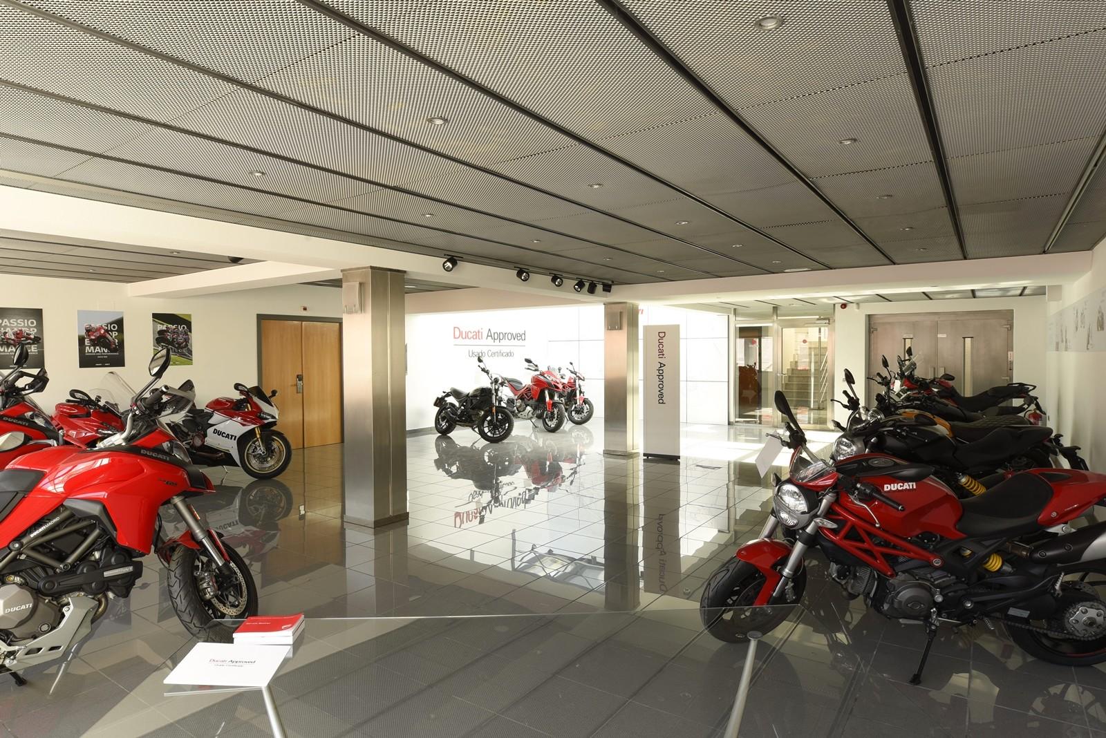 Foto de Ducati Madrid (1/9)