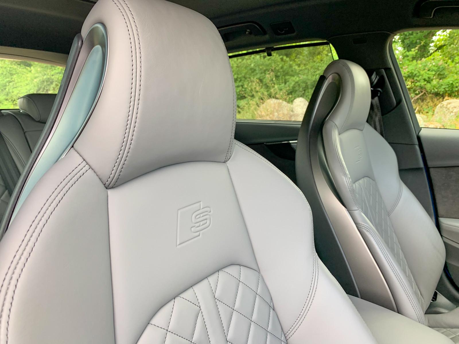 Foto de Audi S4 Avant 2020 (prueba) (21/26)