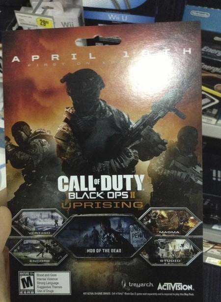 Call of Duty Uprising