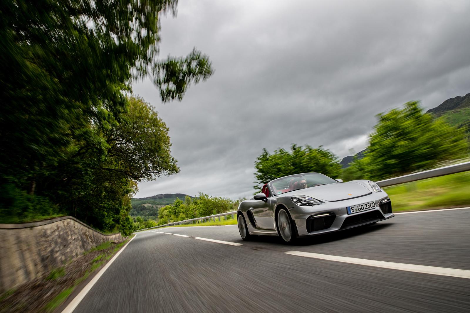Foto de Porsche 718 Spyder (prueba contacto) (171/296)