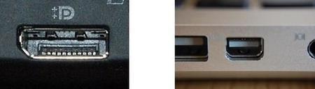 DisplayPort y Thunderbolt