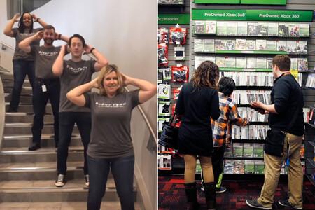 GameStop quiere que sus empleados bailen en Tiktok. ¿Recompensa? Trabajar horas extra el Black Friday