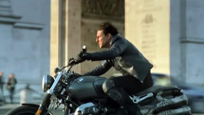 'Misión Imposible: Fallout' no defraudará con persecución en moto que roza lo absurdo