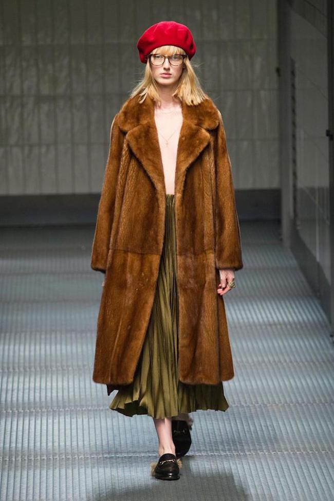 Gucci Otono Invierno 2015 2016