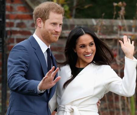 Y el Príncipe se vistió de azul: Harry de Gales maneja a la perfección un color que podría resultar aburrido