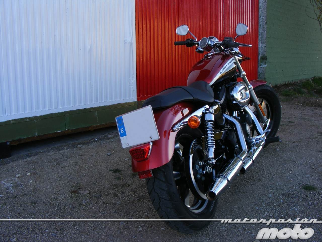 Foto de Harley-Davidson XR 1200CA Custom Limited (52/65)