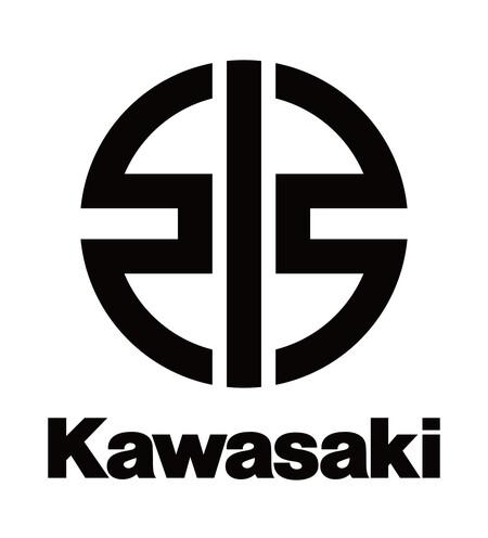Hi Brand Symbol Kawasaki Vertical Black Rgb