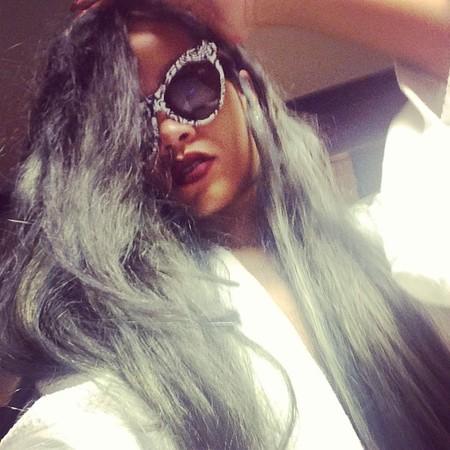Rihanna se pasa al gris, ¿se convertirá el tono en el nuevo negro?