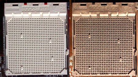 AM3 sockets