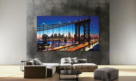 TVs QLED 8K, MicroLED y hasta verticales: Samsung deja ver sus novedades en televisores para 2020