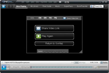 RealPlayer 11 llevará novedades interesantes