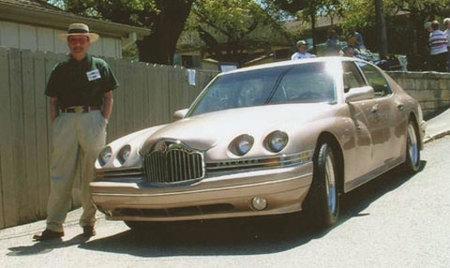 Packard Motor Co. está en venta