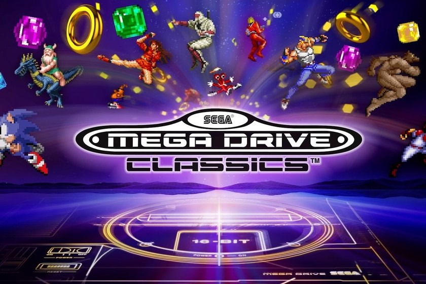 Sega Mega Drive Classics En Switch Analisis Review Con Precio Y