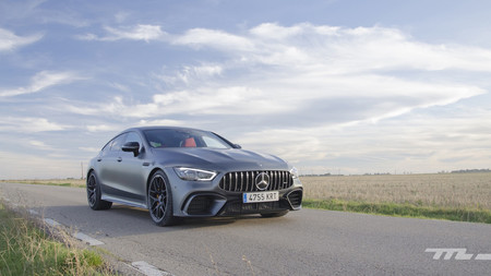 Mercedes Amg Gt 63 S