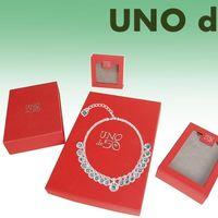30% de descuento en joyería de la marca UNO de 50 sólo durante el día de hoy en Amazon