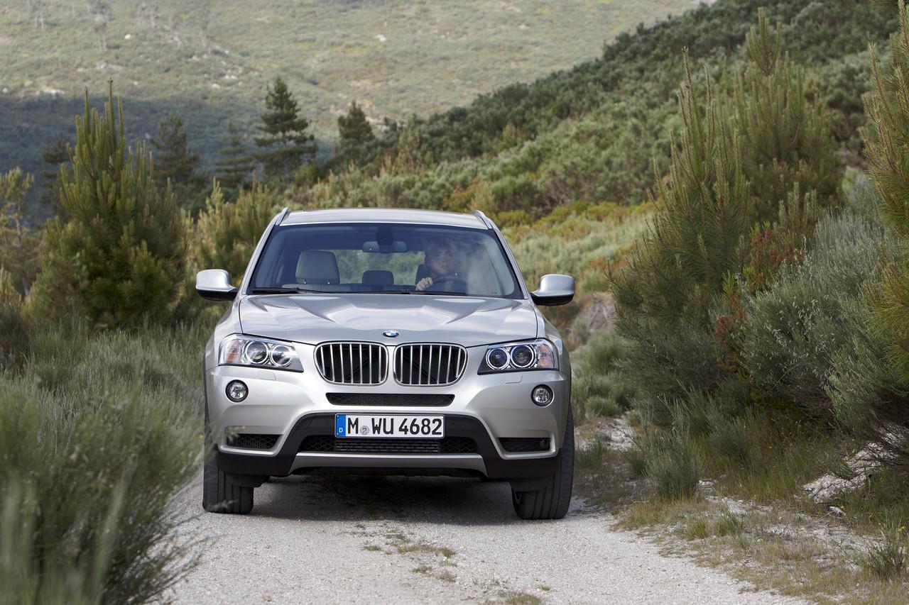 Foto de BMW X3 2011 (68/128)
