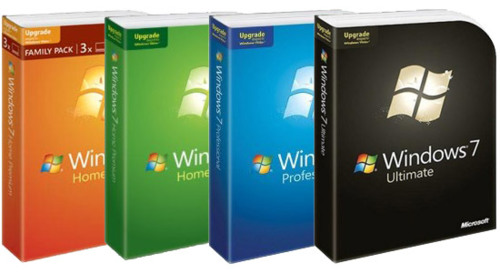 Windows 7 arrasa en ventas