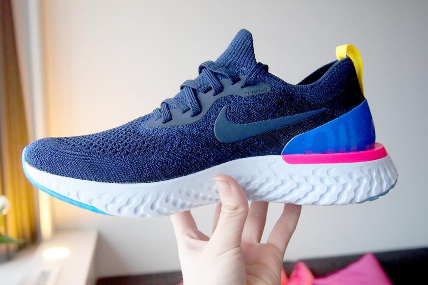 8632f0ade87 La última tecnología de Nike para running son unas zapatillas y no llevan  ni un solo cable  el secreto está en los materiales