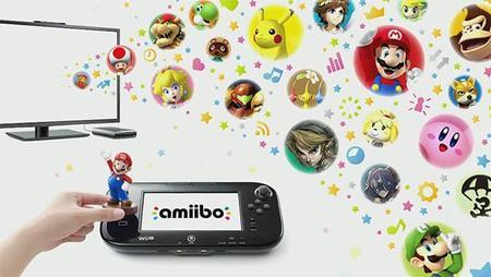 Wii U activa todas las funciones para amiibo con su nueva actualización
