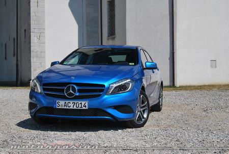 Mercedes-Benz Clase A, presentación y prueba en Eslovenia (parte 1)
