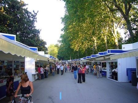 Arranca la 72 edición de la Feria del Libro de Madrid 2013