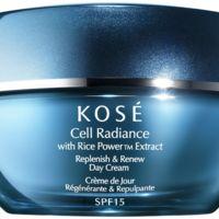 Kosé lanza su crema de día Cell Radiance, ¿un nuevo best seller de la cosmética nipona?