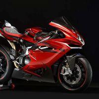 Cuando dejas a Lewis Hamilton diseñar una moto te sale la MV Agusta F4 LH44 de 50.000 euros