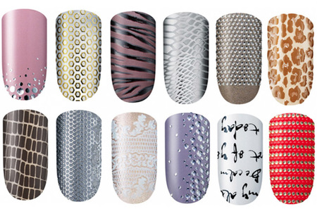 Nails Wrap