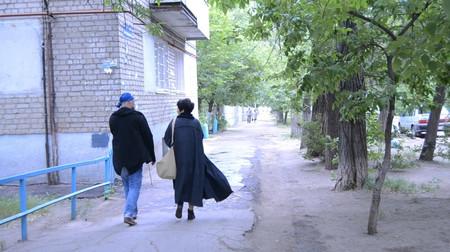 Condiciones de las calles en Saratov, 2018