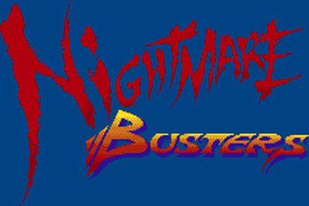 'Nightmare Busters', así se llamará el próximo juego para la Super Nintendo que saldrá en 2013. En serio. Primeros detalles