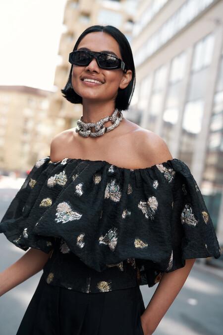 H&M presenta la nueva colección Conscious Exclusive AW20 donde moda y sostenibilidad se unen para crear maravilloso diseños