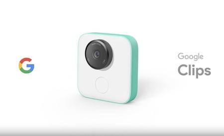 Google Clips: una cámara con lo mejor de la inteligencia artificial