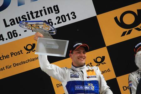 Gary Paffett y Mercedes-Benz se estrenan en Lausitzring